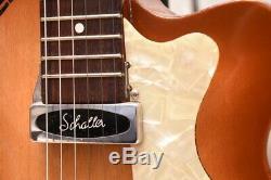 Eko Model 100 1960s Vintage Archtop Guitar made in Italy Gitarre