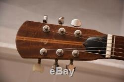 Eko Model 100 Vintage Archtop guitar made in Italy Gitarre