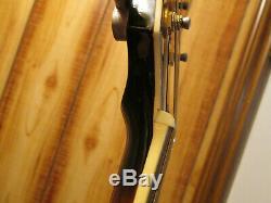 Epiphone EJ 200 Jumbo Vintage Sunburst 6 String Acoustic Made in Korea