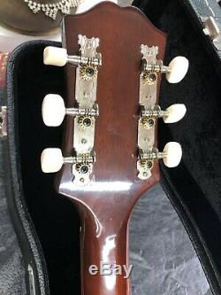 Epiphone FT-145 Blue Label Texan Bolt On Neck Acoustic Guitar Japan Made VTG 70s