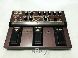 Excellent BOSS AD-8 Acoustic Guitar Processor Effects Pedal Preamp Made in Japan