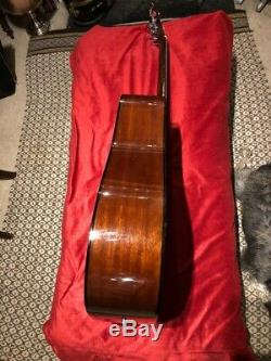 Fender Acoustic Guitar In Case Model F-03 Made For 1 Year Only In 1981