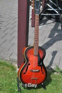 Framus Studio 5/51 Archtop Jazz Guitar made in Germany 1960s Vintage Gitarre