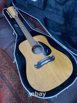 Framus Texan 12 String 1970's Acoustic Made in West Germany incl hardcase