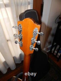 Framus Texan Acoustic Guitar Vintage 5/196 German Made Rare