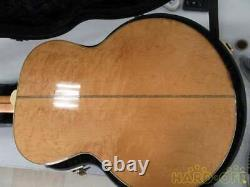 GIBSON 90825036 J-200 Acoustic Guitar With Hard Case Made in 1995 from Japan