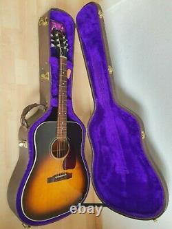 GIBSON J-30 1992 Akustik Gitarre mit Koffer Made in USA Top Zustand