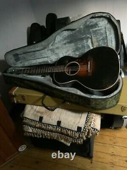 GIBSON LOO acoustic flatop 1933 made in the USA