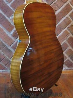 German Made Late 1950's B & S Ltd.'The Michigan' Archtop F Hole Jazz Guitar
