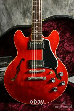 Gibson Custom Shop ES-339 / Semi-Acoustic Electric Guitar with OHC made in 2018