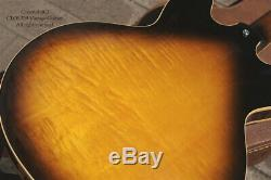 Gibson ES-335 Dot Reissue Semi-Acoustic Guitar with Original HC made in 1991 USA