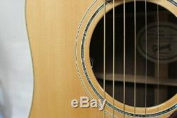 Gibson J-15 6 String Acoustic Electric Guitar Made in USA Free U. S. Shipping