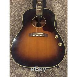Gibson J-160E John Lennon Made in 2000 Beautiful Item With Some Gift Rosewood