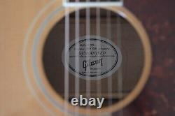 Gibson J-185 acoustic guitar made In the USA. All solid woods. Not J-45 J-200