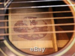 Gibson J-45 1995 made banner logo 100th anniversary model