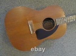 Gibson LG-O acoustic guitar USA made 1965
