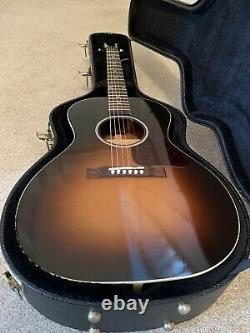 Gibson L-00 Standard Acoustic Guitar (Vintage Sunburst) Mini J45 Made In 2016