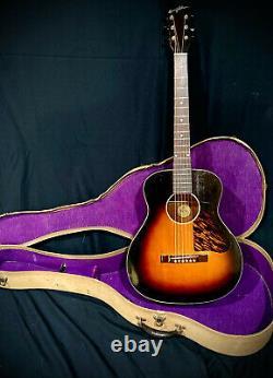 Gibson Made Carson J Robinson KG-11 Vintage 1936 Sunburst Parlor Guitar