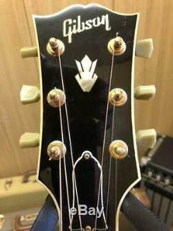 Gibson acoustic guitar j-200 made in 1993 beautiful EMS F / S