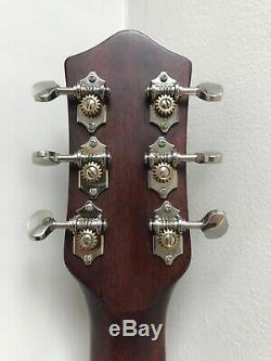 Gretsch G9531 Style 3 Acoustic Parlour Guitar Beautifully Made Superb Condition