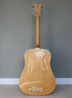 Guild G-37 / 1983 / Vintage Acoustic Guitar / Dreadnought / Made in USA