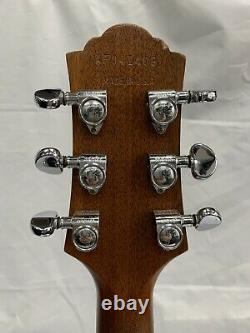 Guild f4CE NT Electro Acoustic Guitar Made In USA Hardcase