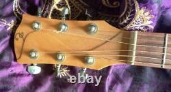 Guitar4/4, Ligoton company, Lviv (Ukraine), hand-made Master Dinega, 1986
