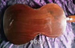 Guitar 3/4, Shikhovo (Russia), 1927, hand made