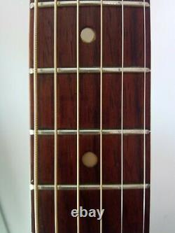 Guitare vintage dreadnought 60s Klira made in Germany