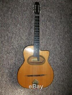 Gypsy Jazz Guitar Maccaferri D Hole Made by the great Harmsworth & Willis