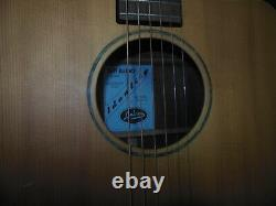 HTF Babicz Identify Dreadnaught Acoustic Guitar with OHSC TONE! Made in the USA