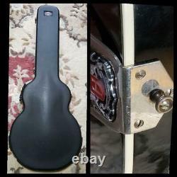 Hagstrom Viking 2P Sunburst 1967 Semi Acoustic Electric Guitar Made in Sweden