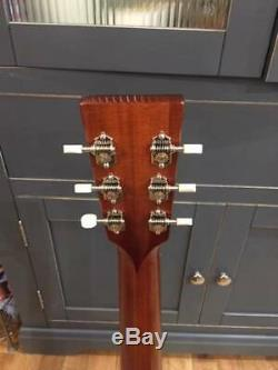 Hand Made'John Walker Acoustic Guitar Model'Lolo Creek' Petty Creek, Montana