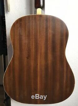 Hofner 492 vintage 12 string acoustic guitar 67-69 made in Germany