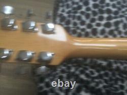 Hondo J200 HJ200A Jumbo Acoustic Guitar Korean Made Vintage 70s/80s