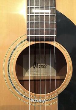 Ibanez Concord 647 Acoustic Made In Japan Early-mid 70s Pre Lawsuit