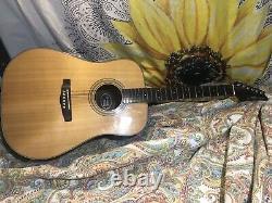 Ibanez LS300 Lonestar Acoustic Guitar Made In Japan