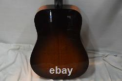 Ibanez Performance PF20TV Acoustic Guitar Made in Korea Vintage