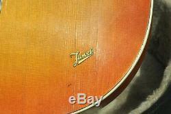 Juwel Vintage Archtop 1960s / Made in Germany / guitar Gitarre