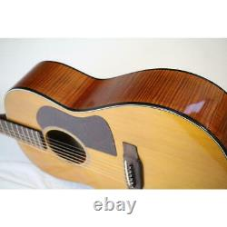 K. YAIRI G-3F Acoustic Guitar 2010 Made in Japan Tested Used Ex++