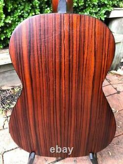 K Yairi G-1 Nylon String Classical Guitar Hand Made in Japan 1982