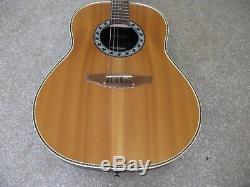 Kaman Matrix Acoustic Electric Guitar Model # 1737 Made in USA