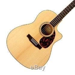 Larrivee LV-03E Standard Acoustic Guitar Spruce & Sapele Made in USA