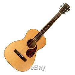 Larrivee P-02E All Solid Spruce & Sapele with Hard Case Made in USA