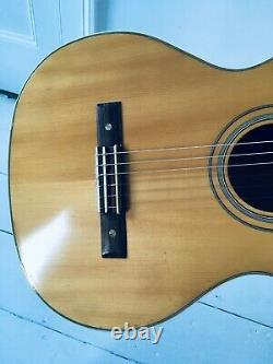 Lovely vintage Marco Polo / Yairi classical guitar Made In Japan MIJ