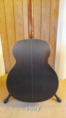 Lowden Acoustic guitar Custom Made African Blackwood/Cedar Unique 1 Off