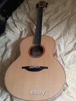 Lowden F50 Limited Edition Winter 2018. Tiger Myrtle/Sitka 25 guitars only made