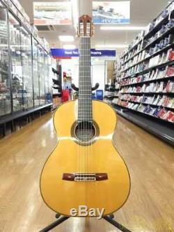 MASAKI SAKURAI P. C. 2012 Used Classic Guitar Made in Japan with Hard case