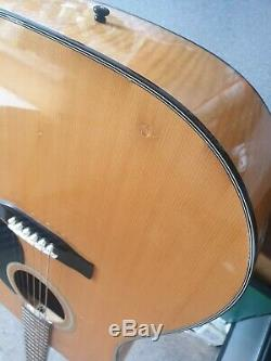 MIJ Epiphone FR300 made in Japan, Vintage 70s Acoustic guitar, sound amazing