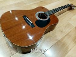 MIK Antoria Electro acoustic guitar made in Korea by Ibanez, lovely condition